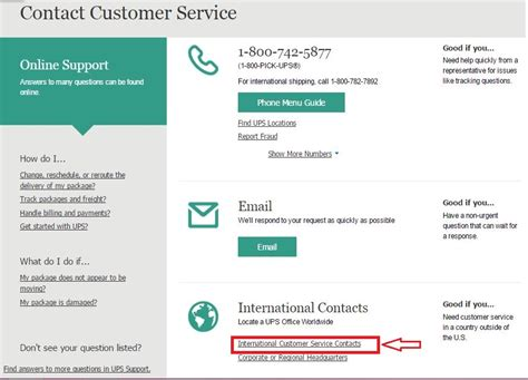 International Phone Number Tracker Ups Tracking United Parcel Service Tracking Ups