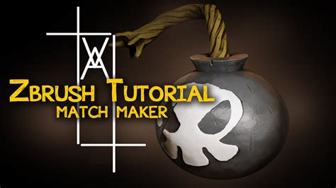 zbrush matchmaker tutorial zbrush tutorial how to get a mesh to mold to another