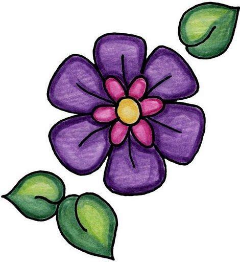imagenes animadas flores las 25 mejores ideas sobre dibujos de flores en pinterest