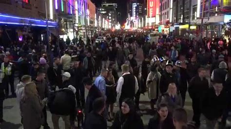 new year event vancouver 2015 vancouver happy new year s granville st 4k