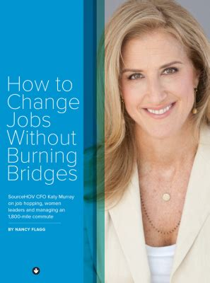 Changing Career Without Mba by Nancy Flagg Archives Forefront Magazine