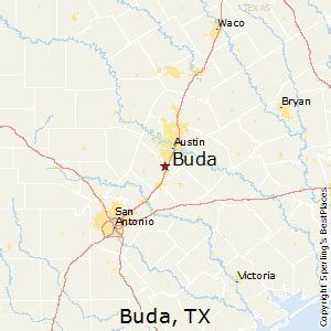 best places to live in buda