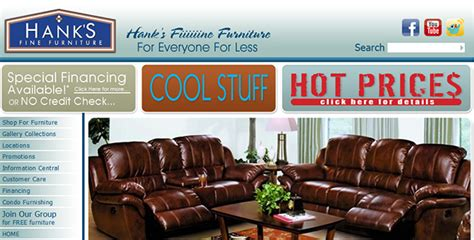 Hanks Furniture by Hank S Furniture Weekly Ads