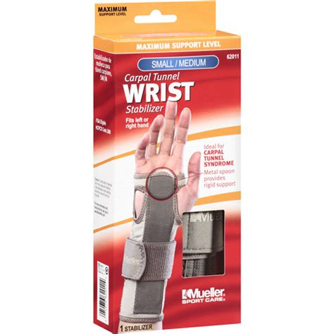 Support Walmart by Mueller Carpal Tunnel Wrist Stabilizer