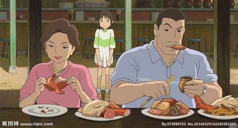 libro talking to my daughter 千与千寻设计图 动漫人物 动漫动画 设计图库 昵图网nipic com