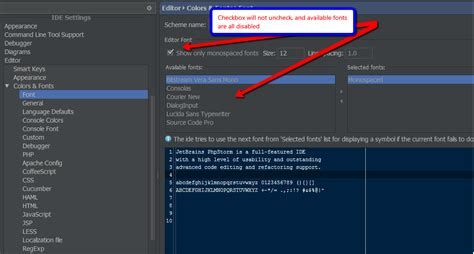 ide settings phpstorm video tutorial youtube change font size in project file tree in phpstorm super user