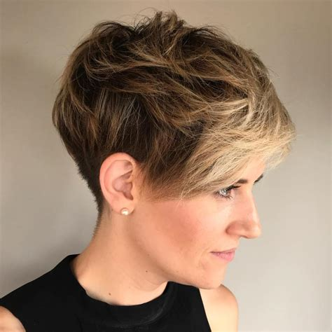 shaggy and messy haircut means short pixie cuts for 2018 everything you should know