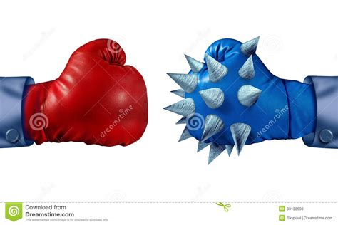Boxing Equipment Win Max competitive advantage royalty free stock photos image