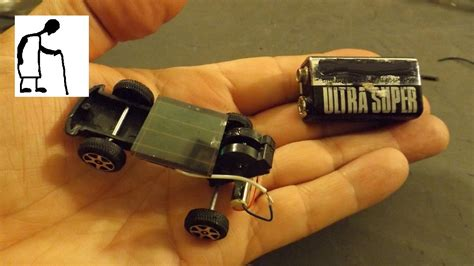 Space Craft Smallest Solar Powered Racing Car Green Murah hey grandad can you make a small solar powered car part 1