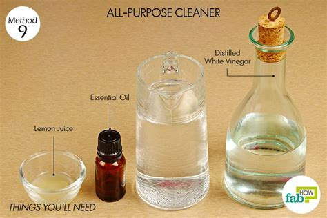 homemade tanning bed cleaner homemade cleaner using dawn vinegar and lemon juice