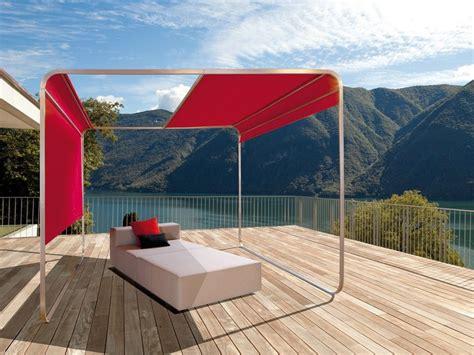 Pavillon Faltdach by Gartenpavillon Aus Edelstahl Mit Faltdach Shangrila By