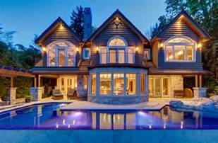 Beautiful Waterfront Property On Mercer Island Waterfront House Plans In Beautiful Columbia
