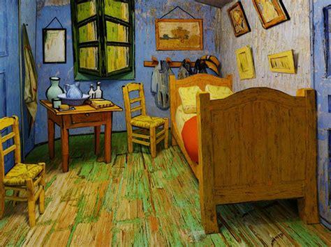 la habitacion de gogh el dormitorio en arl 233 s de gogh era color lila
