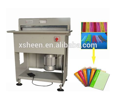Paper Notebook Machine - notebook maker spiral notebook machine machine to make