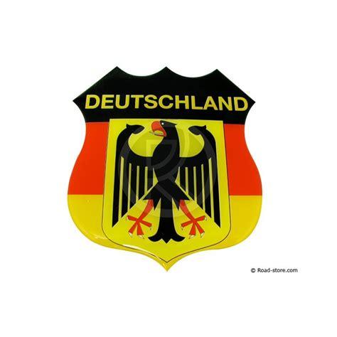Auto Sticker Deutschland by Adhesive Sticker Deutschland 112x120mm Road Store