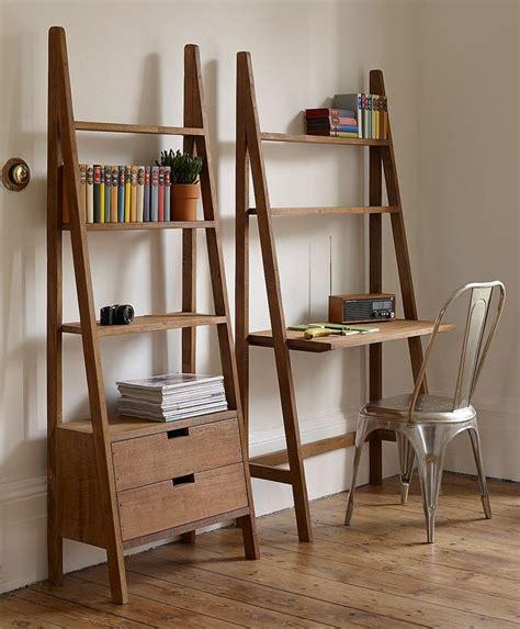 Ladder Desk And Bookcase Sumatra Ladder Design Desk Lombok Desks And Room