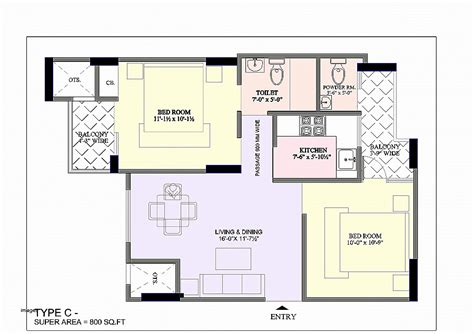 400 square foot house plan elegant 400 sq ft indian house pla hirota