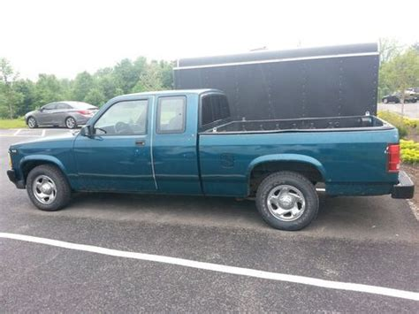 how it works cars 1995 dodge dakota user handbook find used 1995 dodge dakota extended cab in clifton park new york united states for us 2 400 00