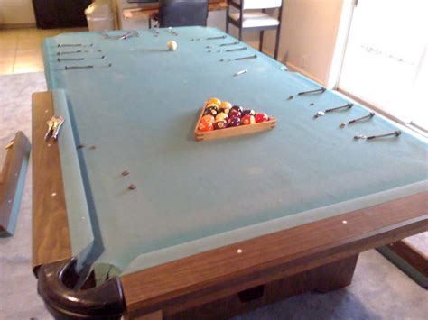 Pool Table Assembly by Vegas Pool Table Service Nevada Billiard Table Service