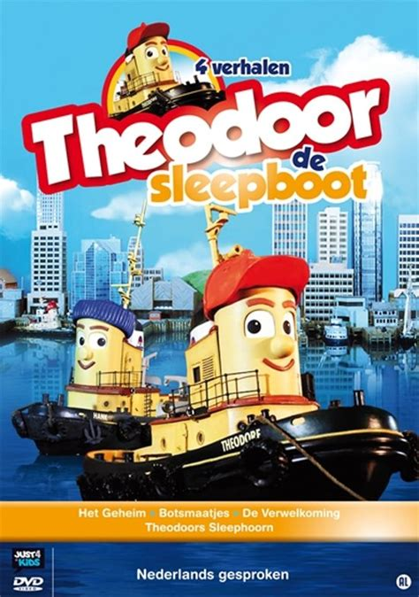sleepboot tekenfilm bol theodore de sleepboot amaray