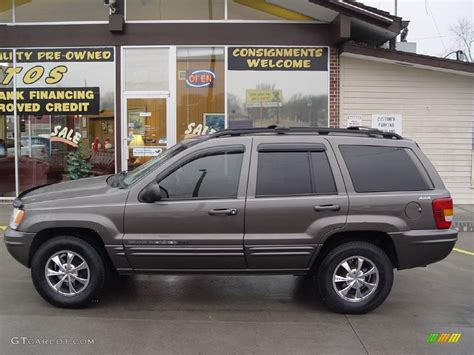 2000 taupe metallic jeep grand limited 4x4 4745345 gtcarlot car color