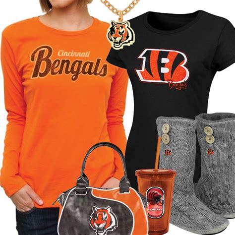 nfl fan shop com cincinnati bengals nfl fan gear cincinnati bengals female