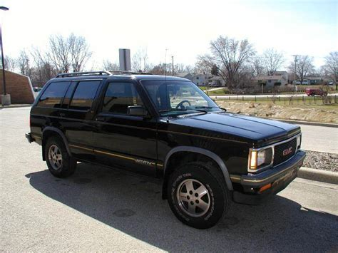 gmc jimmy 1994 1994 gmc jimmy information and photos zombiedrive