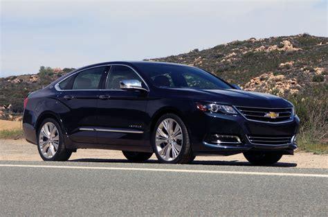 drive  chevrolet impala digital trends