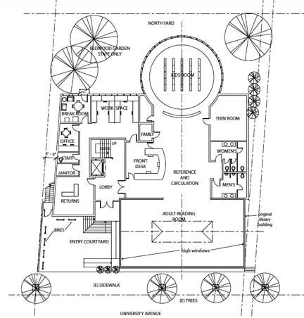 floor plans uc berkeley library berkeley landmarks historic branch libraries could be saved