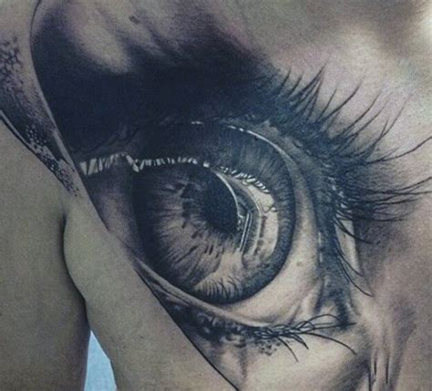 eyeball tattoo real visual destruction video 50 realistic eye tattoo designs for men visionary ink ideas
