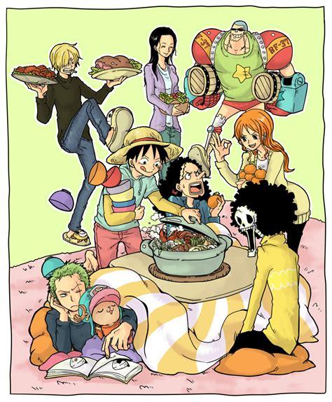 Fc Chibi Set Crew Mugiwara Luffy Figure One Pop Fzo zoro and nami after 2 years www pixshark images