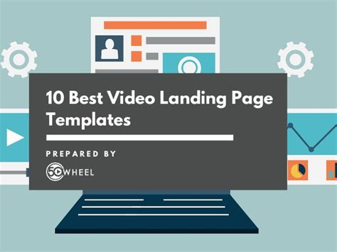 The 10 Best Video Landing Page Templates Best Landing Page Templates
