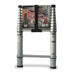 collapsible ladder home depot lite 10 ft aluminum orchard ladder lp 9410