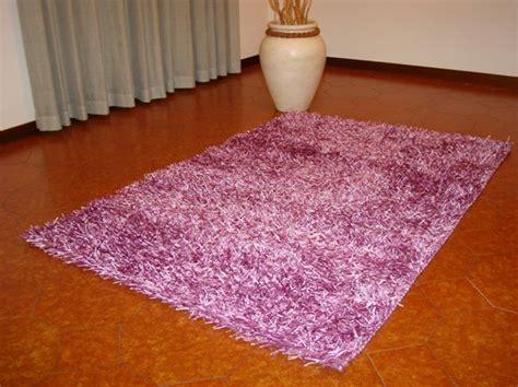tappeto shaggy lilla w061 tappeto shaggy lilla 120 x 170 decorazione casa