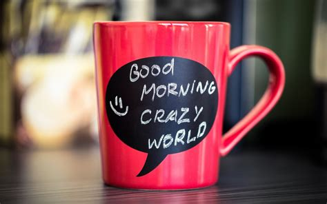good morning world quote wallpaper  hd wallpapers