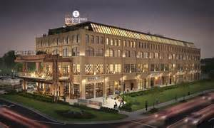 How Big Is A Square Foot renderings detail 20 1m ironworks hotel taking shape by