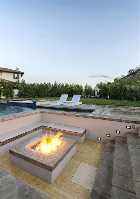 sunken backyard pit best 25 sunken pits ideas on sunken