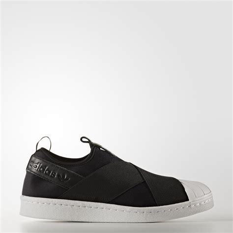 Sepat Adidas Slipon 7 s superstar slip on shoes