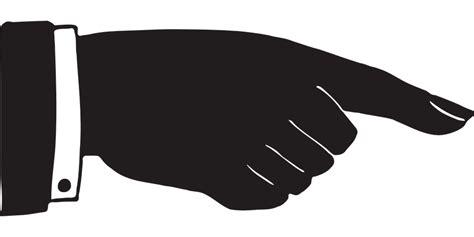 gambar vektor gratis tangan jari titik menunjuk gambar gratis di pixabay 806392