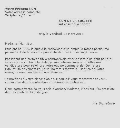 Lettre De Motivation Tudiant Vendeuse En Magasin Lettre De Motivation Vendeuse En Magasin Lettre De Motivation Vendeuse