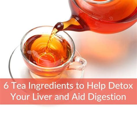 Does Tea Detox Your by 78 Images About Liver Detox On Turmeric