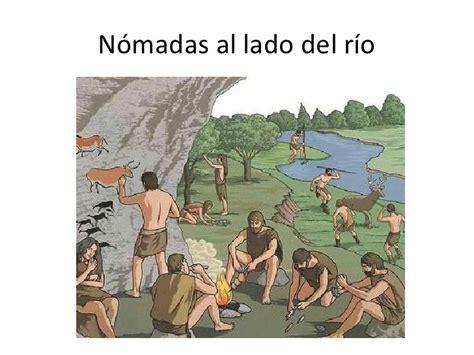 imagenes de la vida nomada la prehistoria