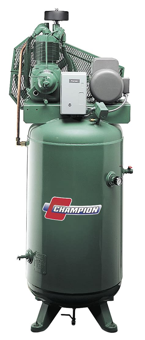champion compressors indistrial  pneumatic air