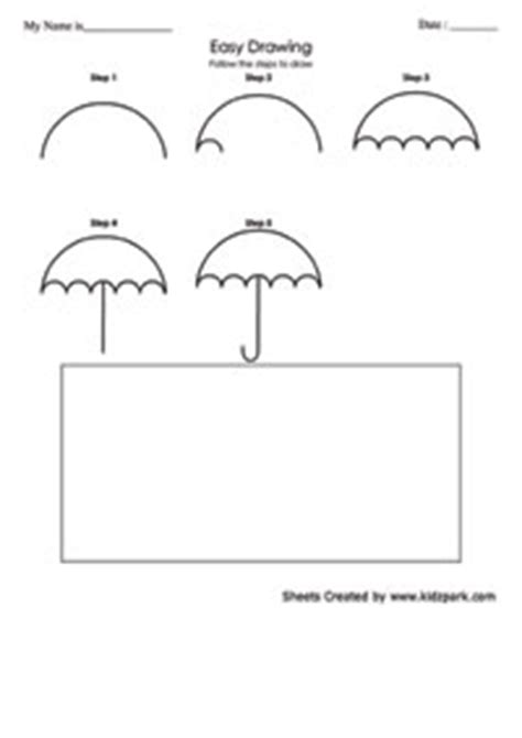 how to draw a boat for kindergarten easy boat drawing worksheets kindergarten curriculam