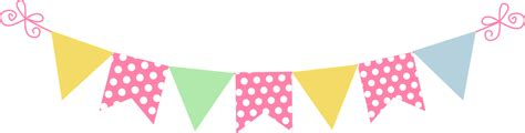 Poster Hanging Ideas by Bunting Png Clipart Best
