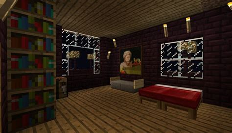 Bedroom In Minecraft by Minecraft Nikolas Bedroom By Minecrapcreators On Deviantart