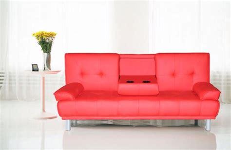 bed cinemas cinema sofa bed rood koopjes concurrent