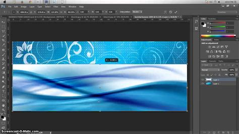 tutorial adobe photoshop cs6 bahasa melayu cara buat banner dengan photoshop cs6 versi on the spot