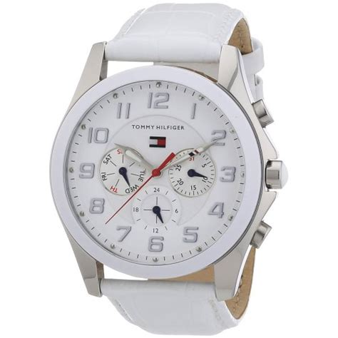 Hilfiger 1781448 Multi Function White Leather review hilfiger multi function white white leather 1781281