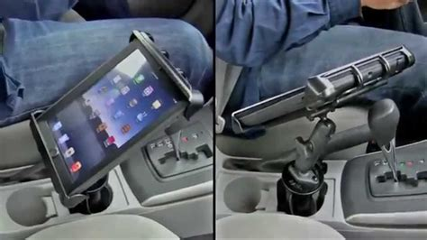 Tablet Halterung Auto by Tablet Car Mount Ram Tablet Vehicle Mount Iboats